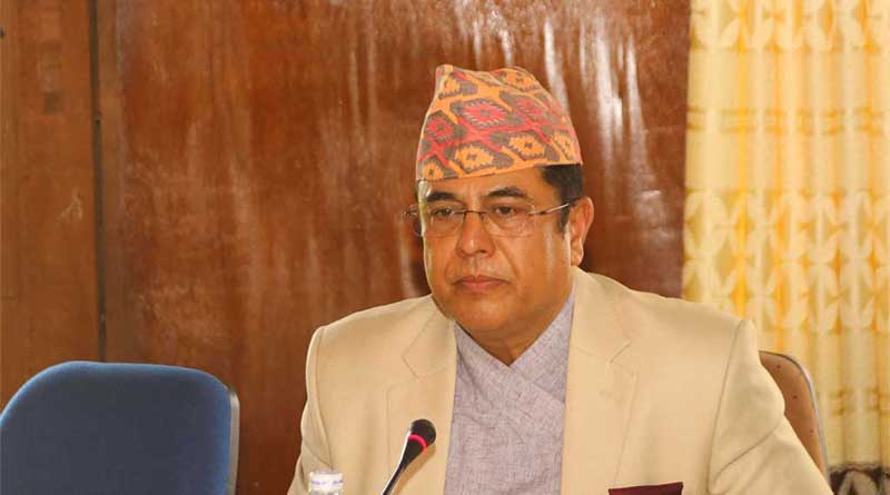 Governor Nepal bemoans wrongdoing in micro hydropower sector