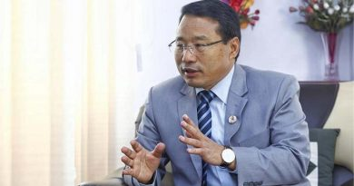 Minister Pun appeals to int'l community to invest in Nepal's hydropower sector