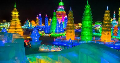 China's 'ice city' Harbin has many things to offer