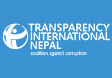 Nepal makes improvement in corrupting raking