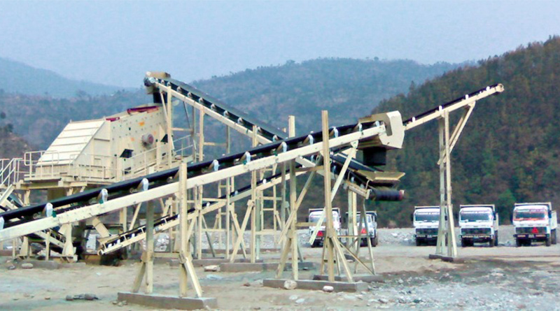 Crusher industries banned in Mahottari