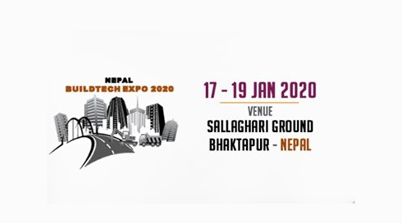 """Nepal Build Tech Expo"" to start on Friday"