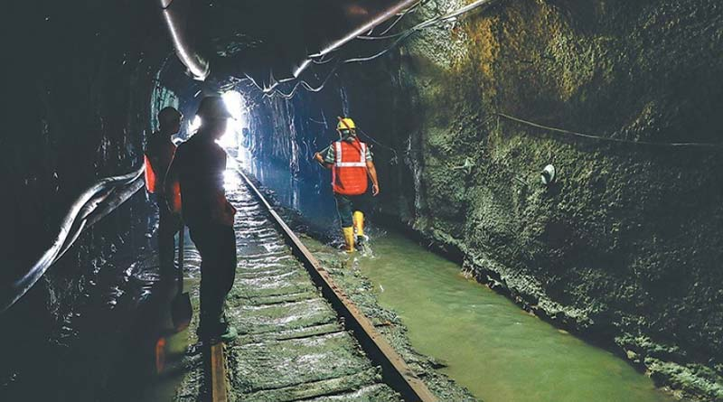 Tunnel works in Melamchi Water Supply Project near-final phase