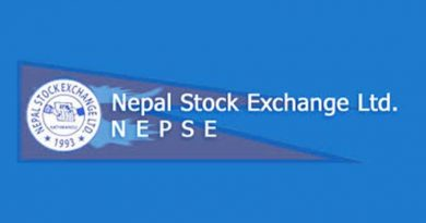 Nepse down by 12.75 points