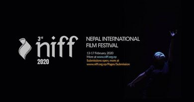 Third Nepal Intentional Film Festival from Feb 13