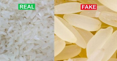 'Plastic' rice reportedly found in Parbat