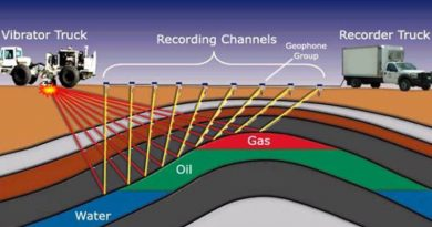 Seismic survey for petroleum exploration begins
