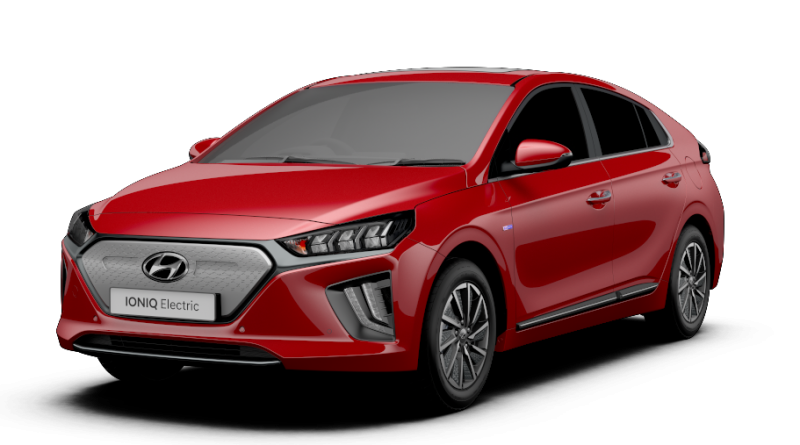 Laxmi unveils Hyundai IONIQ Electric