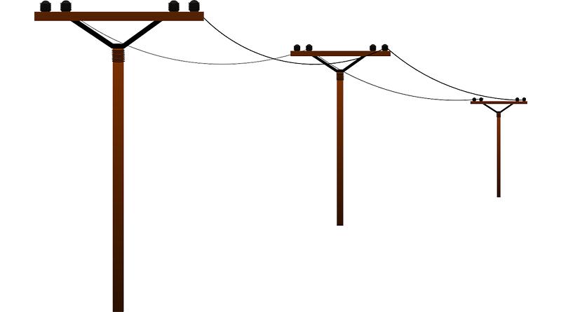Central transmission line on expansion