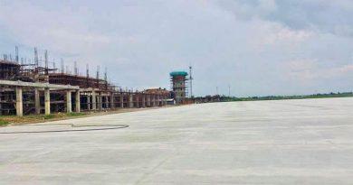 Lockdown brings the construction of Gautam Buddha Int'l Airport to a halt
