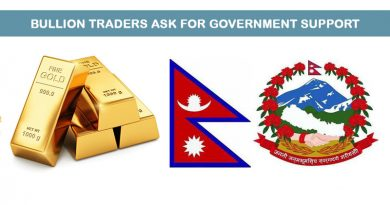 Bullion traders ask for government support