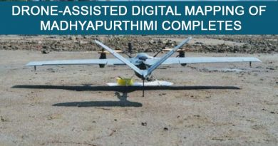 Drone-assisted digital mapping of Madhyapurthimi completes