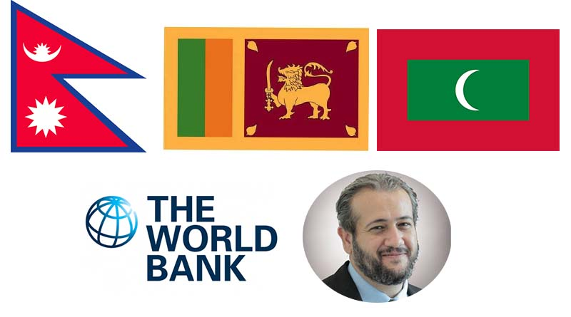 World Bank announces new Country Director for Nepal, Maldives and Sri Lanka