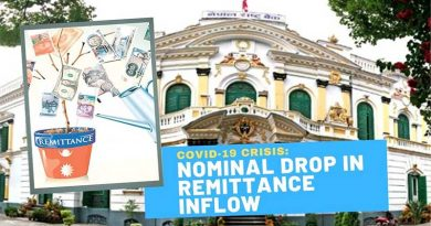 COVID-19 crisis: Nominal drop in remittance inflow