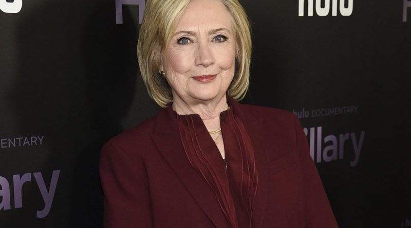 Hillary Clinton to publish State of Terror novel