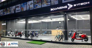 EV Nepal Motors opens its showroom