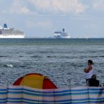 International cruises from England to start again