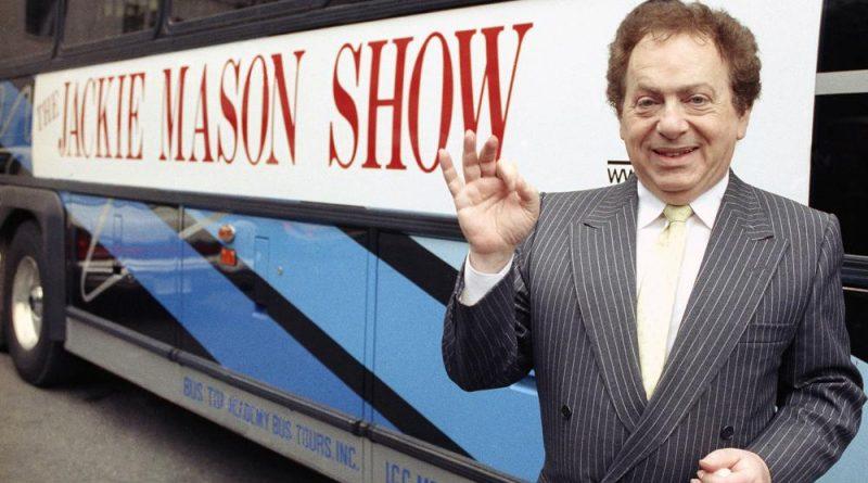 Jackie Mason, a rabbi-turned-comedian, dies at 93